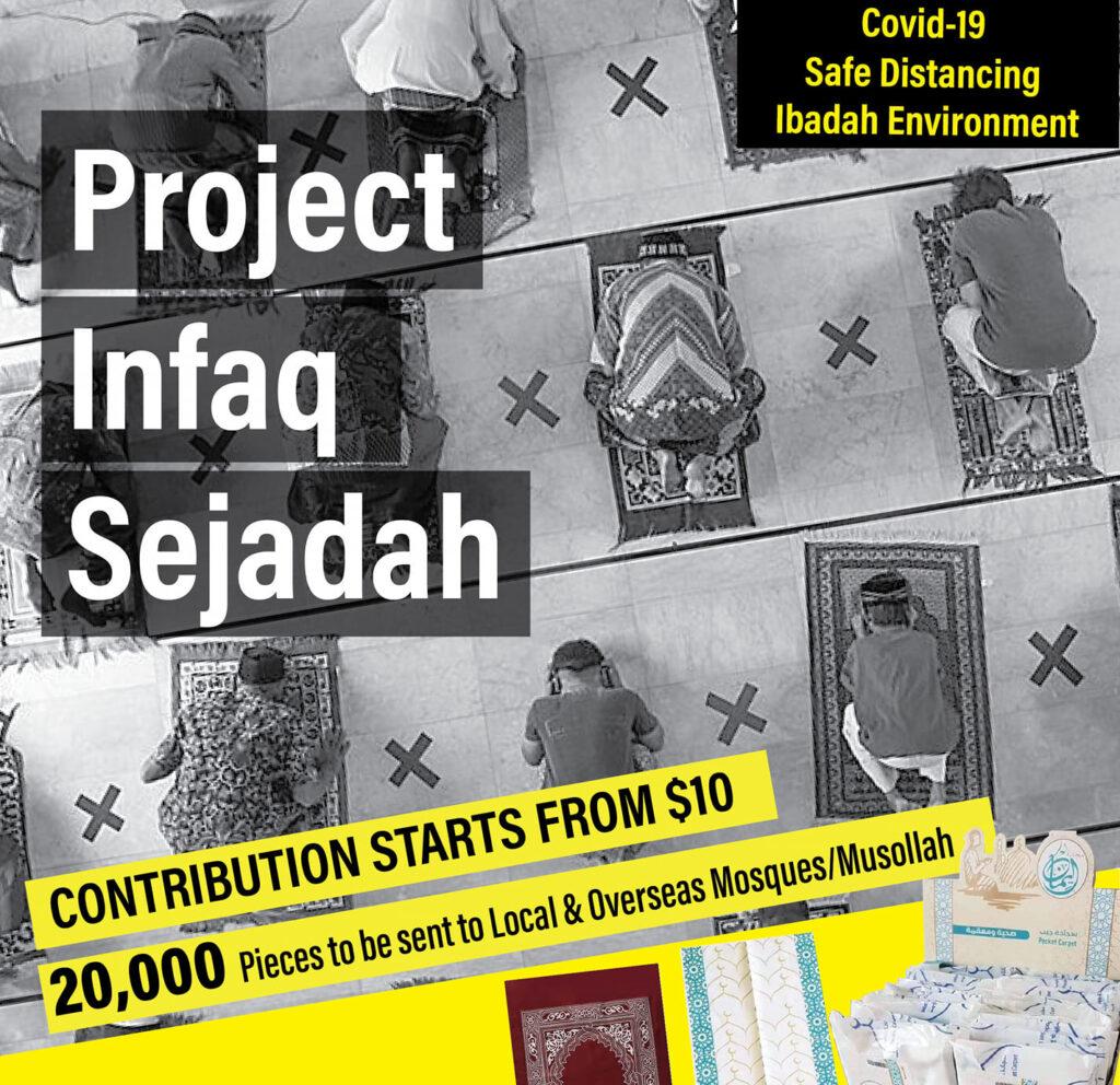 Project Infaq Sejadah